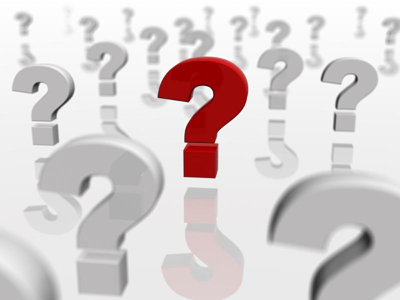 Uncertainties ~ 31 questions??? (2/3)